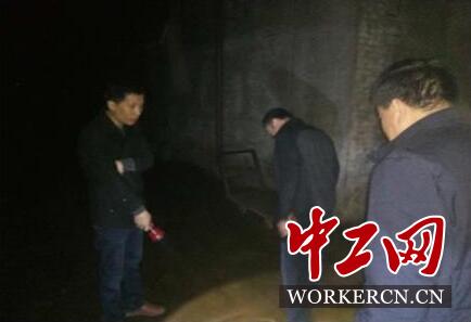 邢台市平乡县环保局开展夜查行动