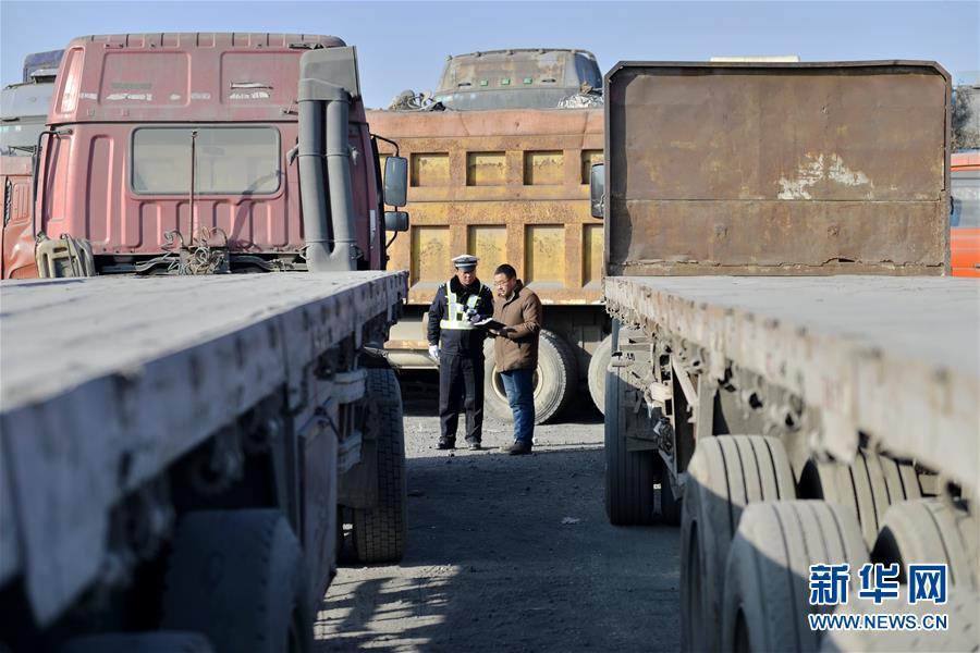 (社會)(4)河北省累計淘汰黃標車老舊車130多萬輛